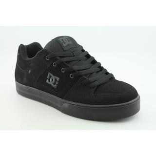 DC Men's 'Pure' Nubuck Athletic Shoe (Size 8)