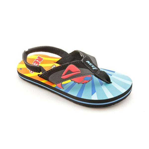 Reef Boy's 'Grom HT' Synthetic Sandals (Size 5)