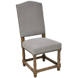 Redford Dining Chair - Stone Wash Light Grey