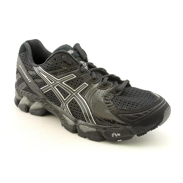 Asics Men's 'Gel-Kayano 17' Mesh Athletic Shoe (Size 6)
