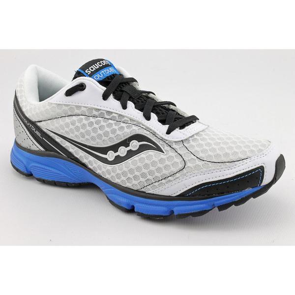 Saucony Men's 'Grid Outduel' Mesh Athletic Shoe
