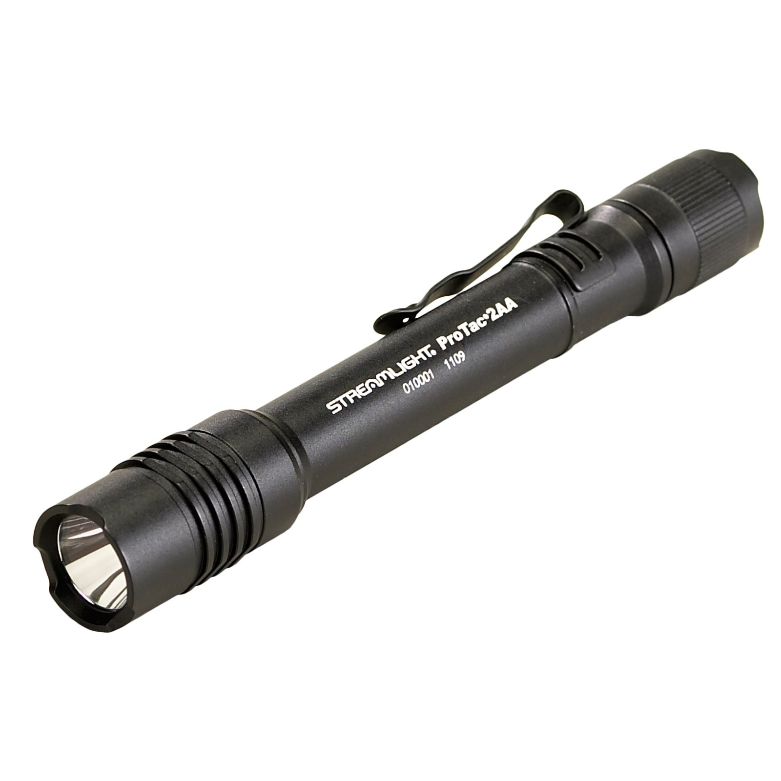 Streamlight ProTac LED 2AA Black Professional Tactical Flashlight