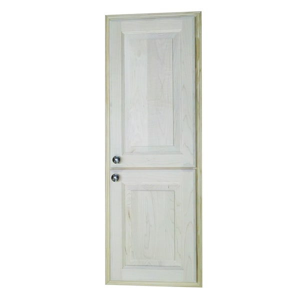42-inch Recessed in the Wall Baldwin Medicine Storage Cabinet