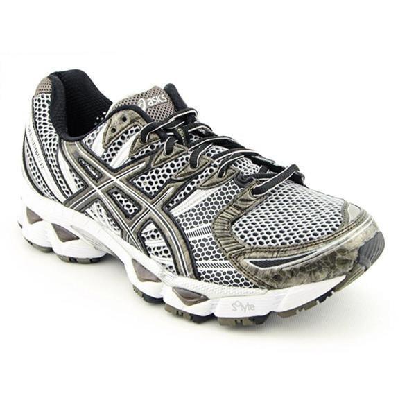 Asics Men's 'Gel-Nimbus 12' Mesh Athletic Shoe