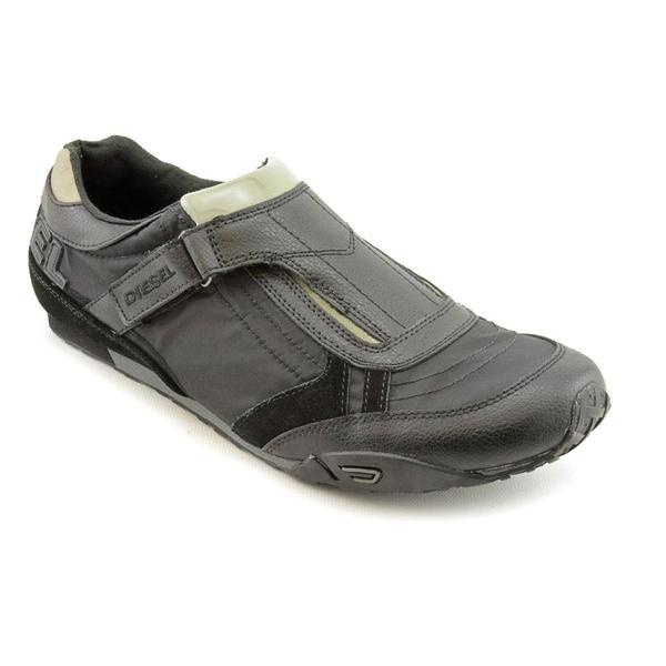 Diesel Men's 'Harold Keep' Leather Casual Shoes