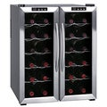 Dual-zone Thermo-Electric Wine Cooler
