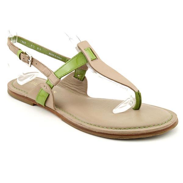 Cole Haan Women's 'Bridget Thong' Leather Sandals (Size 7)