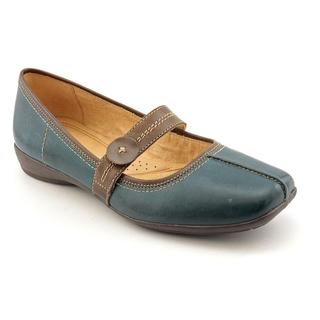 Naturalizer Women's 'Referee' Leather Casual Shoes - Wide (Size 7)