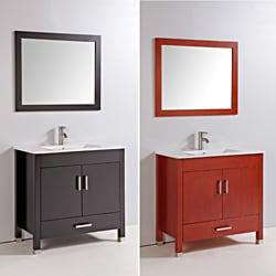Bathroom Vanities | Overstock.com: Buy Bathroom Furniture Online
