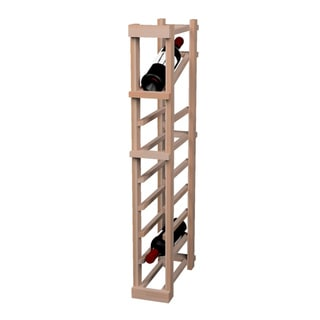 Vintner Series 9-bottle Wine Rack with Display Row