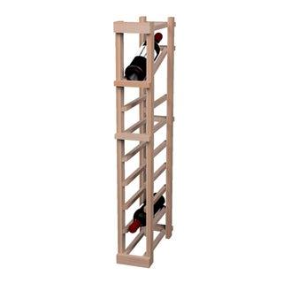 Vintner Series 9-bottle Wine Rack with Display Row