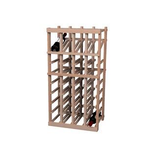Vintner Series 36-bottle Wine Rack with Display Row