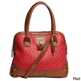 London Fog Lark Dome Satchel