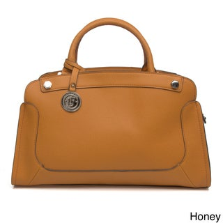 London Fog 'Blake' Zip-top Satchel
