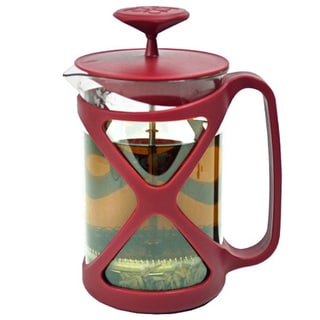 Primula Tempo Red 6-cup Coffee Press