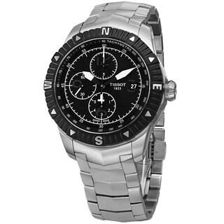 Tissot Men's T062.427.11.057.00 'T Navigator' Black Dial