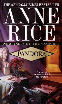Pandora: New Tales of the Vampires (Paperback)