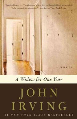 A Widow for One Year: A Novel (Paperback)