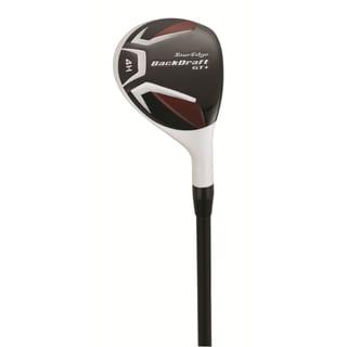 Tour Edge Backdraft GT+ 4 Regular Flex Hybrid Golf Club