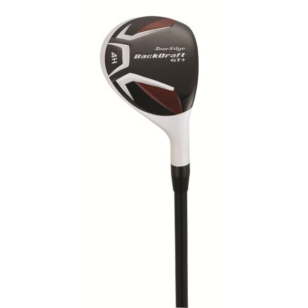 Tour Edge Backdraft GT+ 4 Stiff Flex Hybrid Golf Club
