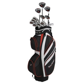 Tour Edge Backdraft GT Plus Right Hand Golf Club and Bag Set