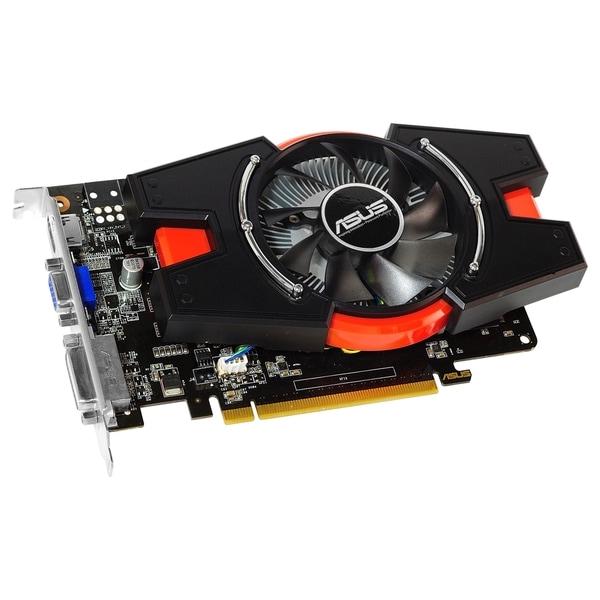 Asus GTX650-E-2GD5 GeForce GTX 650 Graphic Card - 1.07 GHz Core - 2 G
