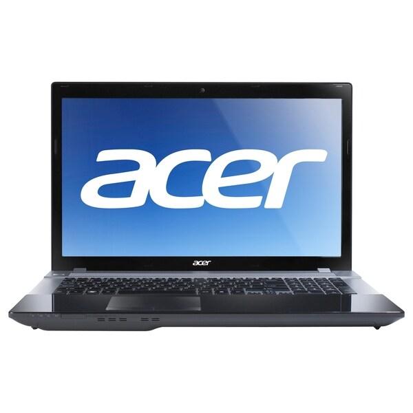 "Acer Aspire V3-731-B9604G50Maii 17.3"" LED Notebook - Intel Pentium B9"