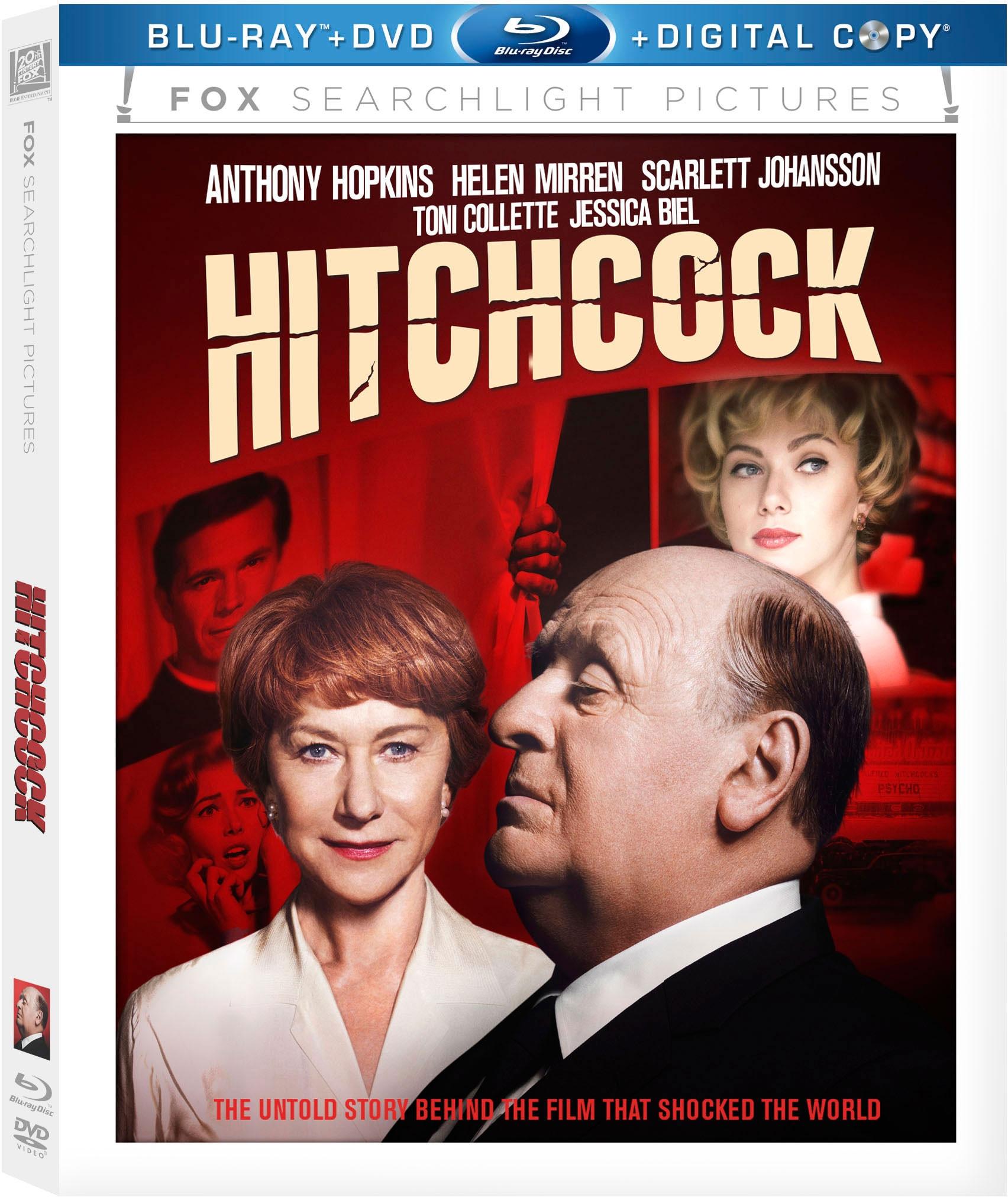 Hitchcock (Blu-ray/DVD)
