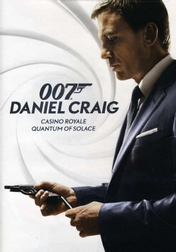 Quantum Of Solace/Casino Royale (DVD)