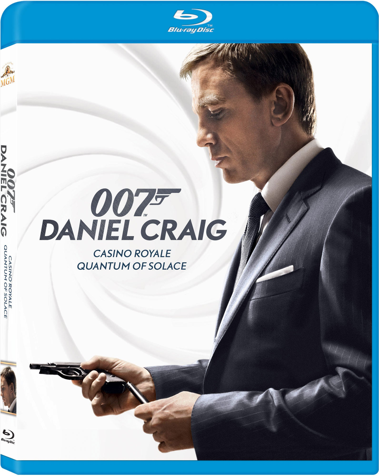 Quantum of Solace/Casino Royale (Blu-ray Disc)