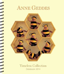 Anne Geddes Timeless Collection 2014 Datebook (Calendar)