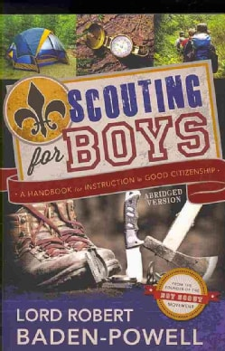 Scouting for Boys: A Handbook for Instruction in Good Citizenship (Paperback)