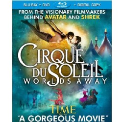 Cirque du Soleil: Worlds Away (Blu-ray/DVD)