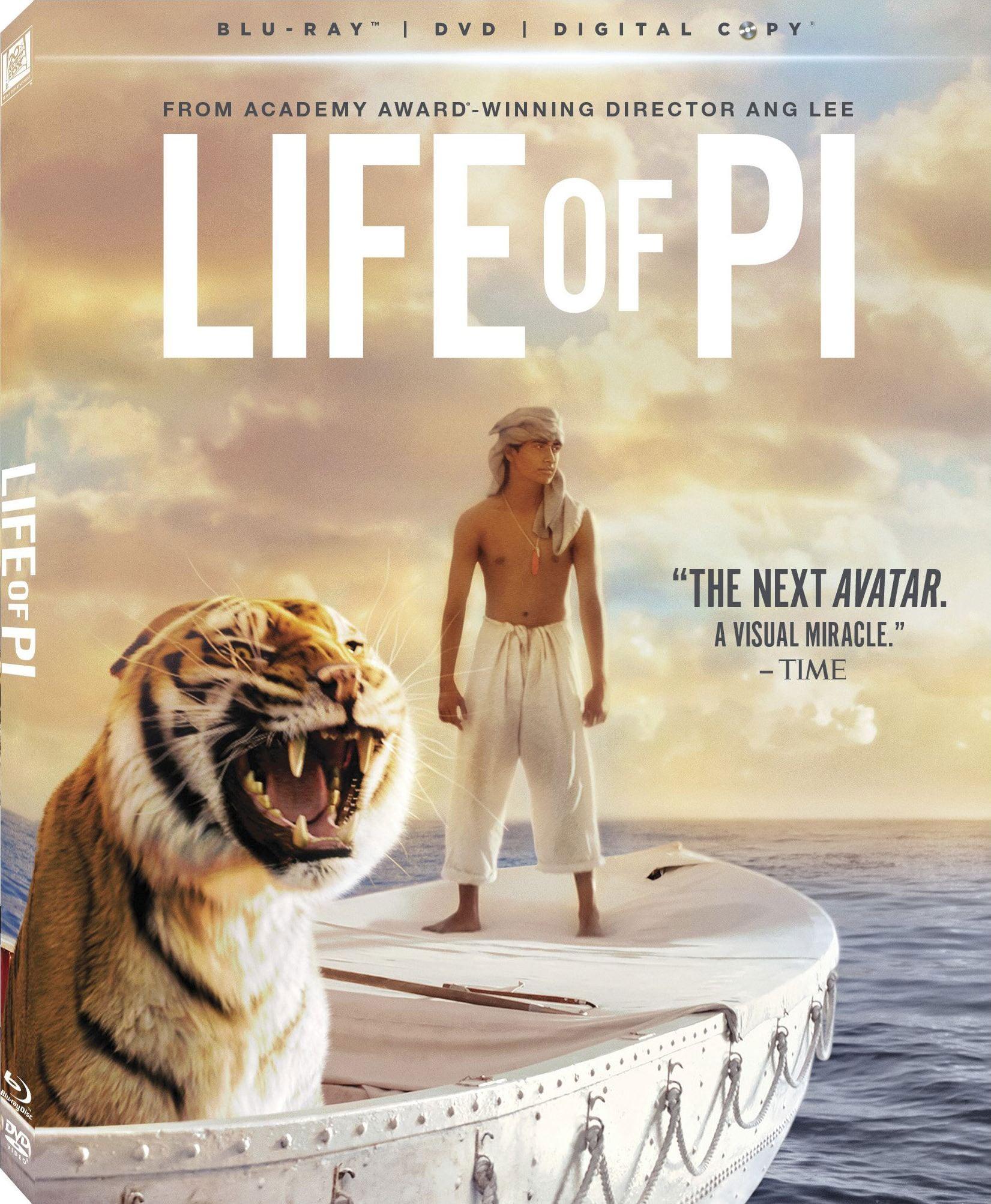 Life of Pi (Blu-ray/DVD)