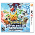 POKEMON MYSTERY DUNGEON: GATES TO INFINITY(STREET 3-24-13)