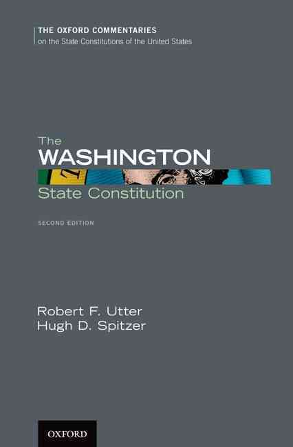 The Washington State Constitution (Hardcover)