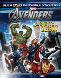 The Avengers: A Mighty Sticker Book! (Paperback)