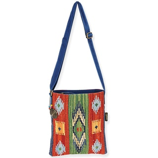 "Catori Crossbody Tote 11""X12""-Clay Canyon"