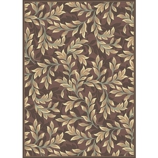 Safavieh Paradise Light Brown Viscose Rug (4' x 5'7)