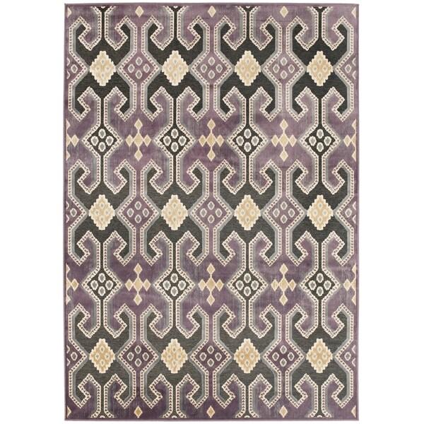 Safavieh Paradise Purple Viscose Area Rug (8' x 11' 2)
