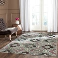 Safavieh Large Paradise Gray Viscose Rug (8' x 11'2)