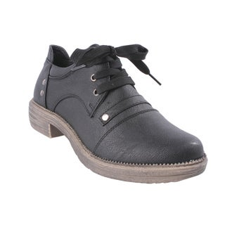 Liliana by Beston Women's 'Harvey' Oxford Shoes