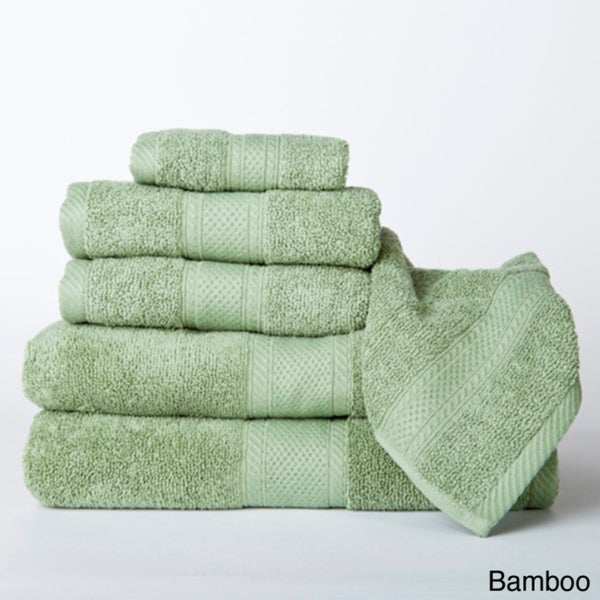 MicroCotton 6-piece Towel Set