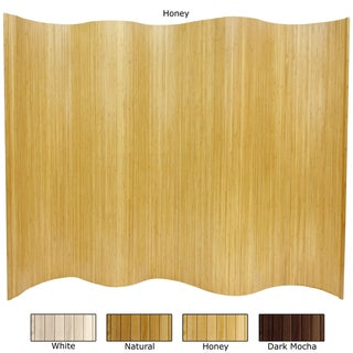 Bamboo Wave 6-foot Screen (China)