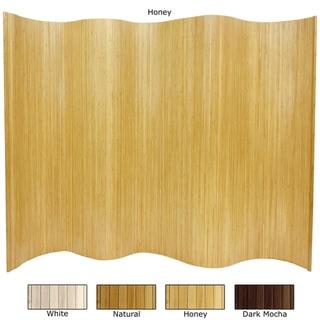 Bamboo Wave 6-foot Screen (China)