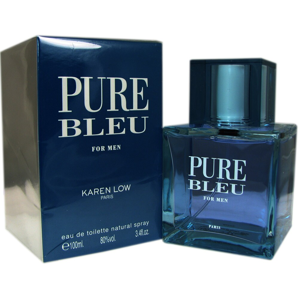 Karen Low 'Pure Bleu' Men's Eau de Toilette Spray at Sears.com