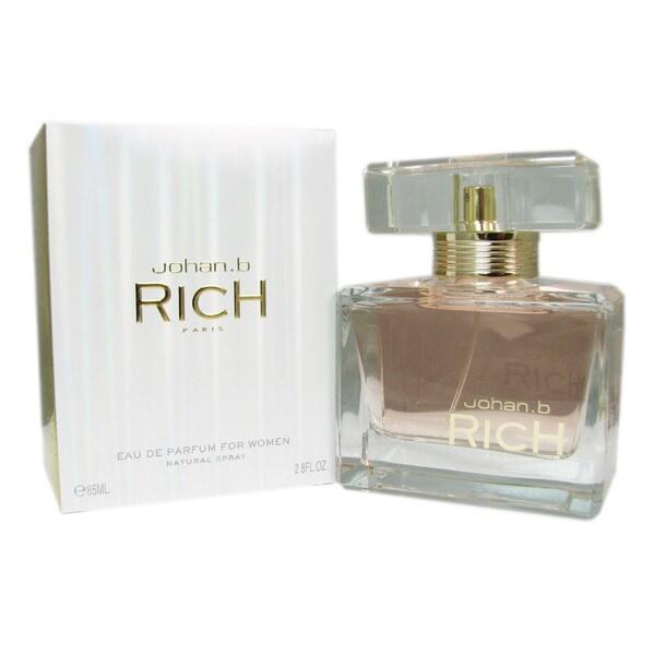 Johan B. Rich Women's 2.8-ounce Eau de Parfum Spray