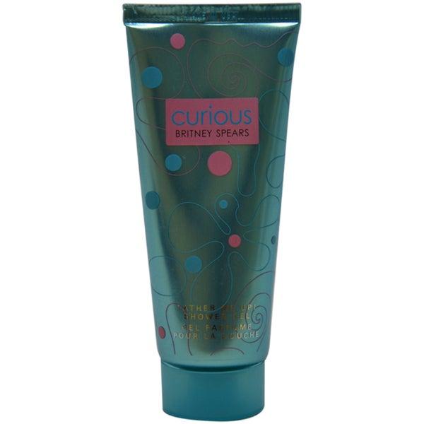 Britney Spears 'Curious' Women's Shower Gel