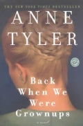 Back When We Were Grownups (Paperback)