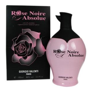 Giorgio Valenti Rose Noire Absolue Women's 3.4-ounce Eau de Parfum Spray